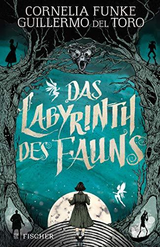 Buchseite und Rezensionen zu 'Das Labyrinth des Fauns' von Cornelia Funke