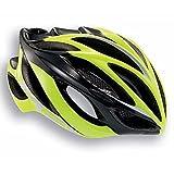 MET Casco De Bicicleta INFERNO UL,amarillo, 58-61