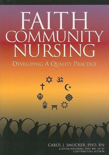 faith-community-nursing-developing-a-quality-practice-american-nurses-association-by-carol-j-smucker