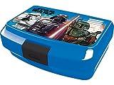 Ciao 33901-Boîte à goûter Star Wars Empire, Bleu