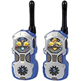 Desafío Champions Sendokai - Walkie Talkies, color azul (Simba 9459465)