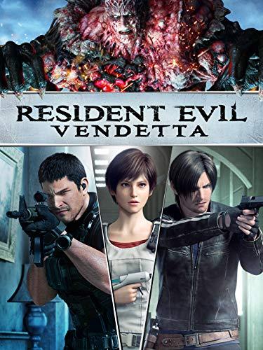 Resident Evil: Vendetta [dt./OV]