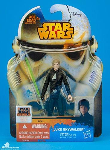 Preisvergleich Produktbild Luke Skywalker Jedi Knight SL10 Star Wars Episode VI - Saga Legends 2015 von Hasbro / Disney