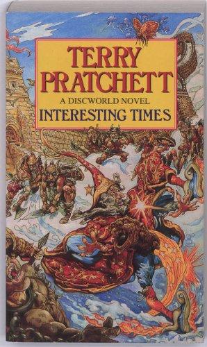 Interesting Times (Discworld Novels, Band 17)