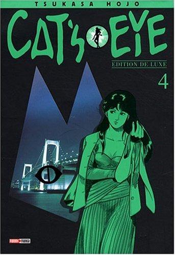 Cat's eye Deluxe Vol.4 par HOJO Tsukasa / HÔJÔ Tsukasa