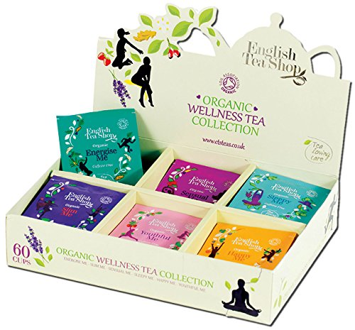 English Tea Shop - Bio Wellness Tee Kollektion (60 Beutel)