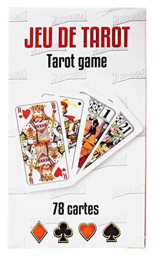 Mister Gadget–je5275–Juego de Tarot