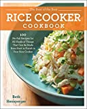 Best of the Best Rice Cooker Cookbook