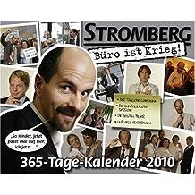 Stromberg 365-Tage-Kalender, Tagesabreißkalender 2010