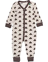 Fred's World by Green Cotton Wool Sky Bodysuit, Body Unisex-Bimbi