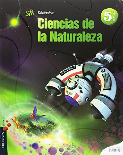Ciencias de la naturaleza 5º primaria + el secreto de la momia (superpixépolis)
