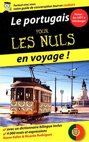 Le portugais pour les Nuls en voyage par Sylvain COLLECTIF