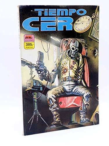 TIEMPO CERO RETAPADO NºS 1 2 3 4. . Mc Ediciones