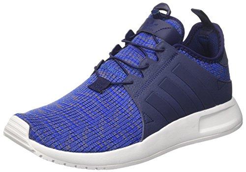 adidas Herren X Plr Sneakers, Blau (Dk Blue / Dk Blue / Ft White), 42 EU