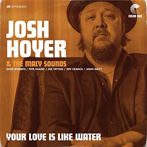 Your Love Is Like Water (feat. Eddie Roberts, Pete Shand, Joe Tatton, Jeff Franca & John Macy)
