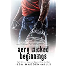 Very Wicked Beginnings (Briarwood Academy (1.5)) (English Edition)