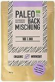 Organic Workout GLUTENFREIES / PALEO BROT-BACKMISCHUNG 3er Pack