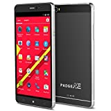 "[Upgraded] Padgene Stylish 6"" Android 5.1 Unlocked Smartphone,MTK6580M 1.5GHz, ROM 4GB, Quad Core"