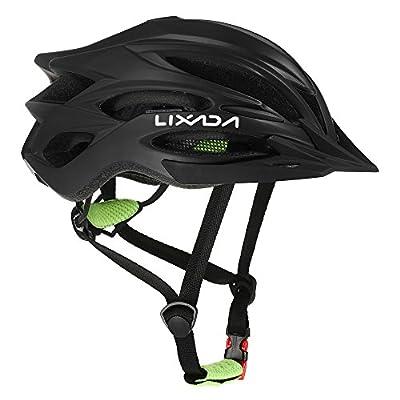 Cycle Helme,Lixada Bicycle Helme Mountain Bike Helmet 22 Vents Cycling Helmet Lightweight Sports Safety Protective Comfortable Adjustable Helmet for Men/Women by Lixada