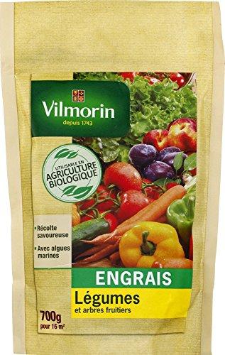 vilmorin-6467050-abonos-vegetales-y-arboles-frutales-doypack-organica-700-g