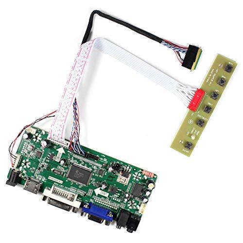 Controllerplatine Set Audio TV HDMI für LCD Display Modul Zubehör DIY Elektronisch Ersatz Display VGA DVI Monitor Teile - Dvi-modul