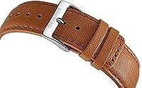 BERING Reloj Analógico para Hombre de Cuarzo con Correa en Cuero 13940-504 de BERING