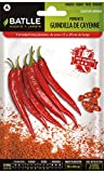 Batlle Gemüsesamen - Cayenne Pepperoni rot