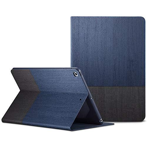 ESR Hülle komptatibel mit iPad 2018/2017 Modell 9,7 Zoll, Hochwertige Schutzhülle mit Auto aufwachen/Schlaf Funktion Einstellbarem Blickwinkel Smart Case Cover - Knight (Fällen Ipod 4 Speck)
