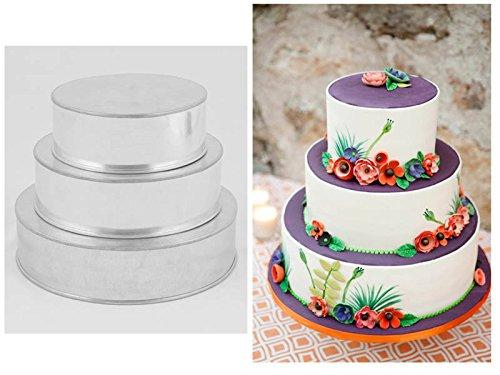 wedding cake tins amazoncouk