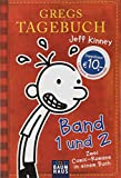 Gregs Tagebuch - Band 1 und 2: Doppelband (Greg Bundles) - Jeff Kinney