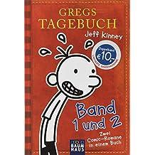 Gregs Tagebuch - Band 1 und 2: Doppelband (Greg Bundles)
