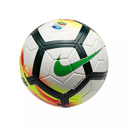 3385dd6827 Pallone Originale Nike Serie A TIM Strike 2017 2018 - 5, Bianco - Palloni  da partita - Panorama Auto