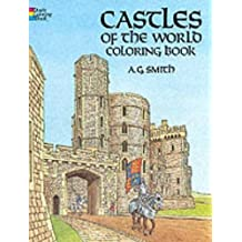 Castles of the World Coloring Book (Dover History Coloring Book) by A. G. Smith (1986-09-01)