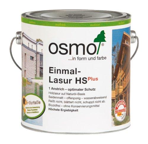 OSMO Einmal-Lasur HS Plus 2,5 Liter Teak 9262