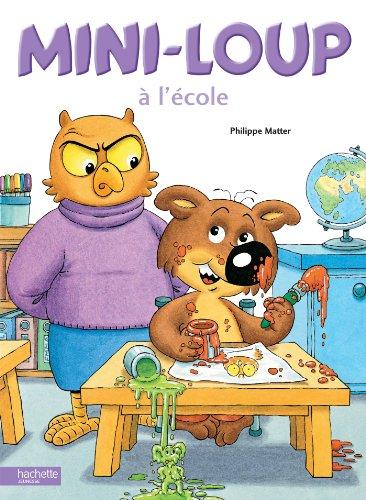 Mini-Loup à l'école por Philippe Matter