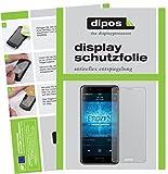 dipos I 6X Schutzfolie matt passend für Blackview P6000 Folie Bildschirmschutzfolie