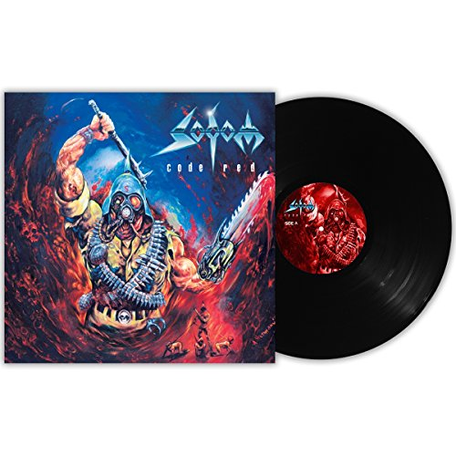 Sodom: Code Red (Lim.Gtf.Black Vinyl) [Vinyl LP] (Vinyl)