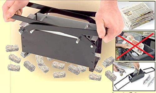 Preisvergleich Produktbild Papierpresse aus Stahl, zum Komprimieren von Altpapier