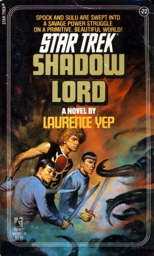 SHADOW LORD: STAR TREK #22 par Yep