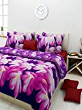 Homefab India 3D Printed Double BedSheet...