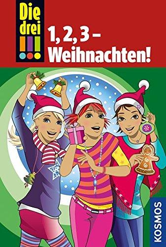 (Die drei !!!, 1,2,3 - Weihnachten!: Doppelband)