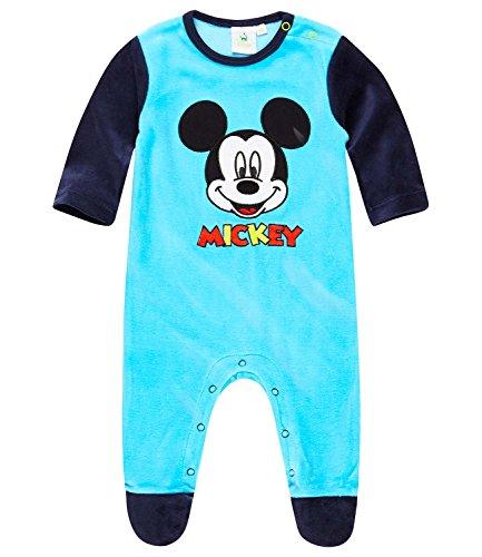 Disney Mickey Babies Tutina - blu - 18M
