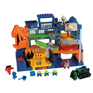 Imaginext Toy Story 3 Landfill