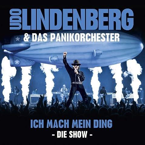 Ich Mach Mein Ding - Die Show (Udo Lindenberg Cds)