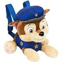 Sambro Paw Patrol Peluche Mochila Color Azul 3 años ...