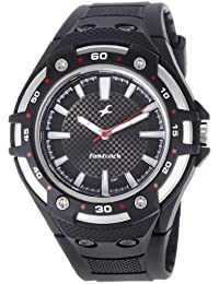 Fastrack New OTS Analog Black Dial Men's Watch - NE9332PP02