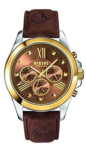 Versus by Versace SBH030015 Lion Herrenuhr Chronograph