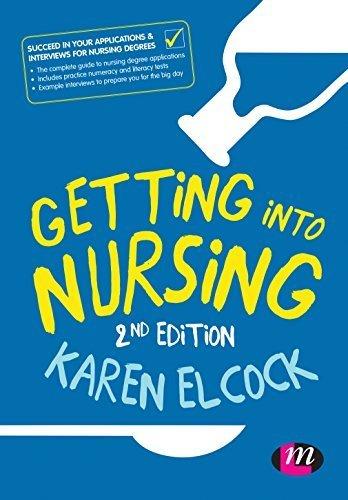 Getting into Nursing (Transforming Nursing Practice Series) (2015-05-07)