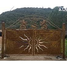 Amazon It Cancello Ferro Battuto
