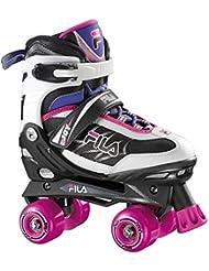Fila Niños Joy Quad Skates Zapatillas Zapatos Deporte Entrenar Calzado